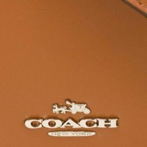 Coach Accessories - COACH PRAIRIE SATCH GOLDPLATED 36552
